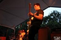 Aric Garcia guitarist of Hail the Sun, Concerts in the Park, Cesar Chavez Park, Sacramento, CA. June 3, 2016, Photo Anouk Nexus
