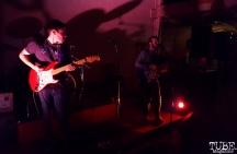 Vocalist/Guitarist Joseph Brandel and Vocalist/Guitarist Bernie Gelman, Red Museum Sacramento, CA. July 17, 2016. Photo Anouk Nexus