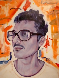 'Jesse Vasquez' by Adam Wever-Glen.