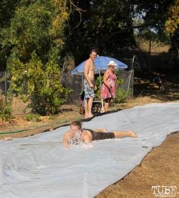 Slip N Slide, Sac Stay Home Fest, Red Museum, Sacramento, CA. August 13, 2016. Photo Anouk Nexus