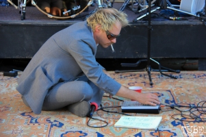Buk Buk Bigups, Sac Stay Home Fest, Red Museum, Sacramento, CA. August 13, 2016. Photo Anouk Nexus