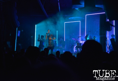 Fitz and The Tantrums, The Ace of Spades, Sacramento, CA, August 18, 2016. Photo Emma Montalbano.