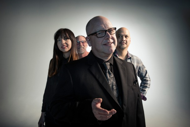 From left: Paz Lenchantin, David Lovering, Black Francis, Joey Santiago Photo: Travis Shinn