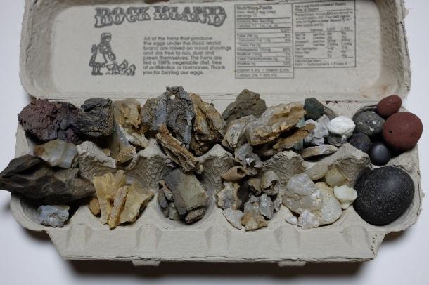 Icelandic Rocks.