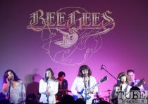 Bee Gees, Halloween Show, Verge Center for the Arts, Sacramento, CA. 2017 Photo Joey Miller