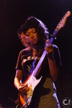 La Luz. Blue Lamp. Sacramento CA. July 2017. Photo Cam Evans