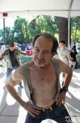Kenny The Dancing Man, Concerts in the Park, Cesar Chavez Park, Sacramento, CA. June 2, 2017. Photo Anouk Nexus