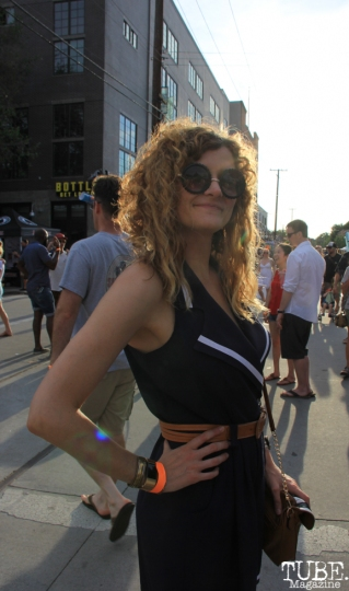 Alyssa Rasmussen, R Street Block Party and Makers Mart, WAL Public Market, Sacramento, CA. June 24, 2017. Photo Anouk Nexus