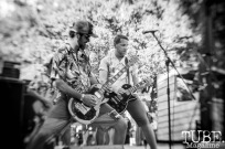 Another Damn Disappointment performs at Concert in the Park in Sacramento Ca. June 2017. Photo Heather Uroff.