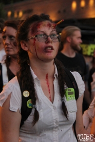 Sacramento Zombie Walk, Downtown, Sacramento, CA. August 26, 2017. Photo Anouk Nexus
