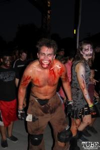Sacramento Zombie Walk, Downtown, Sacramento, CA. August 26, 2017. Photo Anouk Nexus