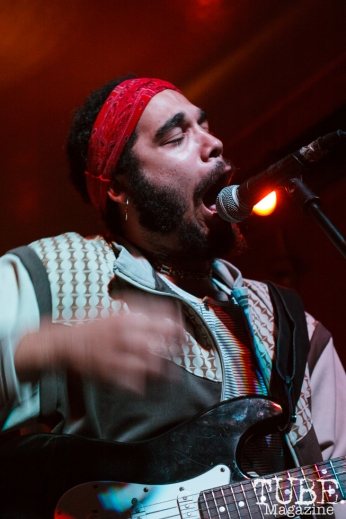 Signor Benedick The Moor at Cafe Colonial in Sacramento, CA (8/21/2017). Photo Cam Evans.