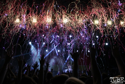 Audience for Blink-182, City of Trees, Papa Murphy's Park, Sacramento, CA. September 24th, 2017. Photo Anouk Nexus