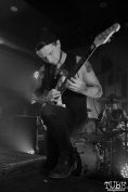 Guitarist Jason Richardson, Goldfield Trading Post, Sacramento, CA. September 5, 2017. Photo Anouk Nexus