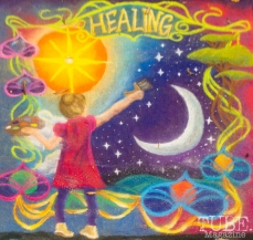 Healing, Chalk It Up, Fremont Park, Sacramento, CA, September 4, 2017 Photo Dan Tyree