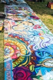 Chalk It Up, Fremont Park, Sacramento, CA, September 3, 2017 Photo Mickey Morrow