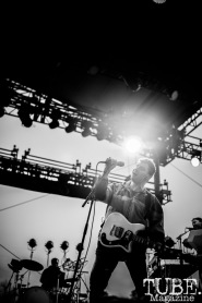 Bleachers performing at City of Trees at Cal Expo, in Sacramento, Ca. September 2017. Photo Heather Uroff