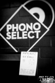Phono Select Records, in Sacramento CA. September 2017. Photo Heather Uroff.