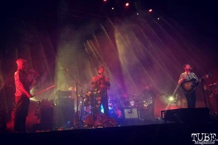 The Shins, Greek Theatre, Berkeley, CA. September 30th, 2017. Photo Anouk Nexus