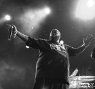 Killer Mike of Run The Jewels, Aftershock, Discovery Park, Sacramento, CA. October 21, 2017. Photo Anouk Nexus