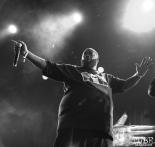 Killer Mike of Run The Jewels, Aftershock, Discovery Park, Sacramento, CA. October 21, 2017. Photo Anouk Nexus