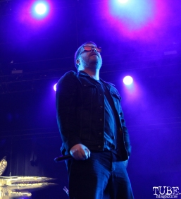 El-P of Run The Jewels, Aftershock, Discovery Park, Sacramento, CA. October 21, 2017. Photo Anouk Nexus
