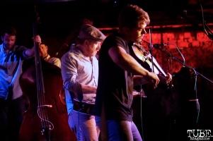 The Lil' Smokies, October 3rd, 2017 Harlows Night Club, Sacramento, Ca Photo: Joey Miller