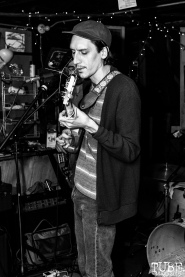 MRJS Performing at Someone's House, Sacramento, CA. October 10, 2017. Photo Micky Morrow