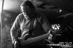 Lob of Instagon performing at Casa De Chaos in Sacramento,CA (12/15/2017). Photo Cam Evans
