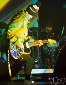 Portugal. The Man, Electric Christmas, Golden 1 Center, Sacramento, CA December 7, 2017 Photo by Daniel Tyree