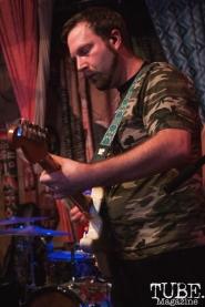 Chris Karriker of Write Or Die performing at Powerhouse Pub in Folsom, CA (1/17/2018). Photo Cam Evans