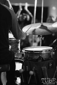 Percussion for Joy & Madness, Audio Muse, Crocker Art Gallery, Sacramento, CA, December 21, 2017, Photo by Daniel Tyree