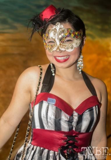 Masquerade, Art Mix Masquerade, Crocker Art Gallery, Sacramento, CA January 11, 2018, Photo by Daniel Tyree