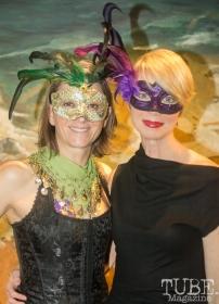 Art Mix Masquerade, Crocker Art Gallery, Sacramento, CA January 11, 2018, Photo by Daniel Tyree