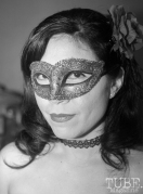 Christina Martinez, Art Mix Masquerade, Crocker Art Gallery, Sacramento, CA January 11, 2018, Photo by Daniel Tyree