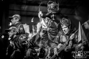 KLF, Halloween Show, The Verge, Verge Center for the Arts, Sacramento CA, March 24, 2018. Photo Melissa Uroff
