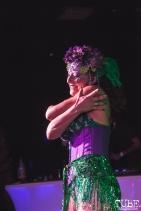 Deaja performing at Holy Diver in Sacramento, CA (4/25/2018). Photo Cam Evans.