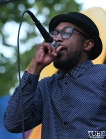 Poor Majesty, The 24k Block Party, May 19, 2018, Sacramento, CA, Photo by Daniel Tyree