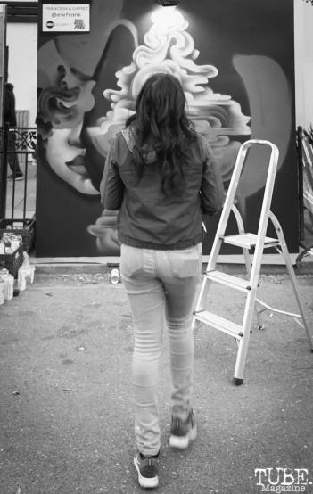 Franceska Gamez, The 24k Block Party, May 19, 2018, Sacramento, CA, Photo by Daniel Tyree