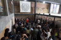 Crowds at the Museum of Drug Policy, Mexico City. Photo: © Janet Jarman/Redux for the Open Society Foundations