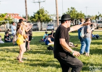 Attendees, First Festival, Tanzanite Park, Sacramento, CA, May 5th, 2018, Photo by Mickey Morrow