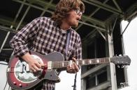 Shotgun Sawyer performing at First Festival in Sacramento, CA (5/5/2018). Photo Cam Evans