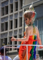 48th Annual SF LGBT Pride Parade, San Francisco, CA. June 24th, 2018. Photo Anouk Nexus
