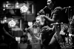 Jackie Mendez. Blue Lamp. Sacramento CA. June 9, 2018.Photo Melissa Uroff