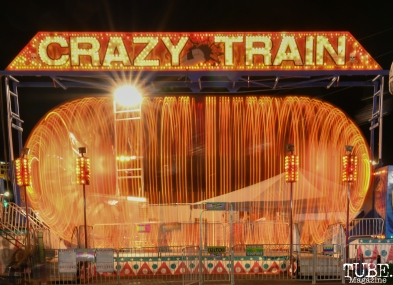 Crazy Train, California State Fair, Cal Expo, Sacramento, CA, July 13, 2018 Photo by Daniel Tyree
