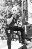 Dark Signal, Concerts in the Park, Cesar Chavez Park, Sacramento, CA, July 20th, 2018, Photo by Mickey Morrow