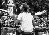 Black Map, Concerts in the Park, Cesar Chavez Park, Sacramento, CA, July 20th, 2018, Photo by Mickey Morrow