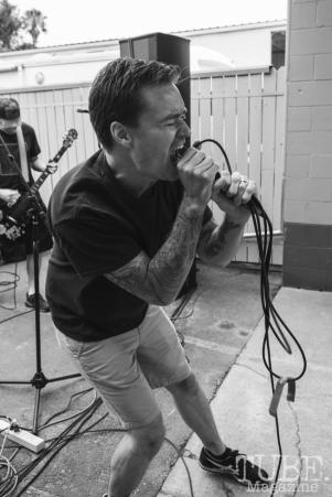 Human Nature performing at Phono Select Records in Sacramento, CA (7/29/2018). Photo Cam Evans