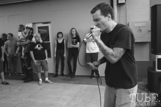 Human Nature performing at Phono Select Records in Sacramento, CA (7/29/2018). Photo Cam Evans