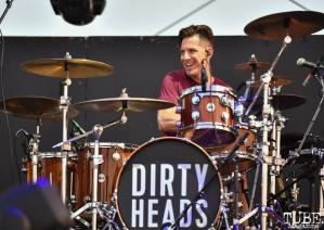 Matt Ochoa of Dirty Heads, City of Trees, Papa Murphy's Park, Sacramento, CA, September 22, 2018, Photo by Daniel Tyree